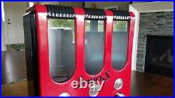 1936 Trimount Coin Machine Co. Snacks 1 cent vending machine RESTORED