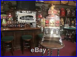 1947 Hot Nut Vending Machine Challenger Coin Operated Watch Video