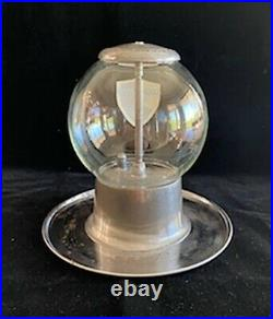 1948 Original Nickel Abbey Cash Tray Coin Op Vending Peanut Machine
