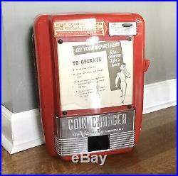 1950s Vendo Coin Changer Coke Style