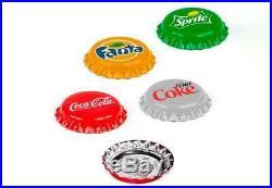 2020 Fiji $1 Coca Cola Bottle Cap Vending Machine. 999 Silver Proof 4 Coin Set