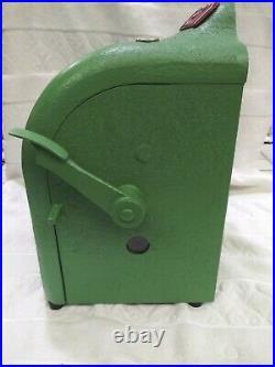 36 Vintage Coin Op Gem Cigarette Trade Stimulator Gumball Vending Slot Machine