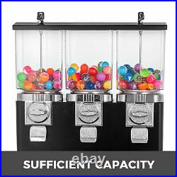 43 Vintage Candy Vending Machine Gumball Bank with Stand Coin Sweets Dispenser
