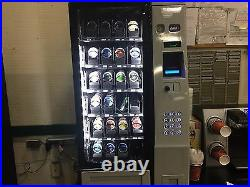 A M S Table Top Snack Vending Machine 24 Select WithCoin & Bill Acceptor (NEW) X 2