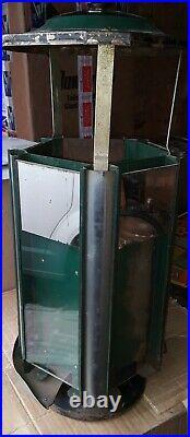 Antique Wrigley's Gum Vending Machine non coin operated