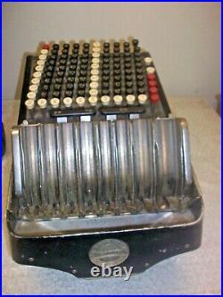 Brandt Automatic Cashier Coin Cash Register Change Machine
