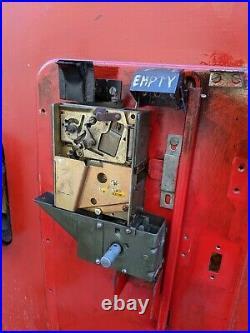 Cavalier Coke coca cola machine C51 and vendo 39 coin mechanism 51 vendo 81 110