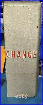 Coin changer maker Coke Pepsi Pool Table Pinball Game Room vendo 81 44 56 7up