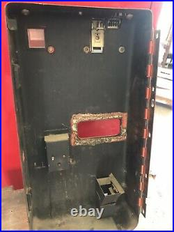 Coke Machine Large Mech Coin Door Vendo 81