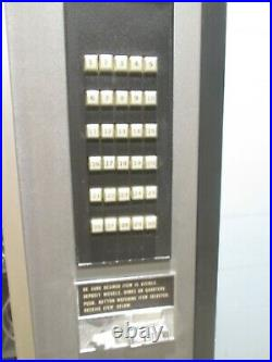 Commercial Coin Operated Lighted 30 Selections Snack/cigarette Vending Machine