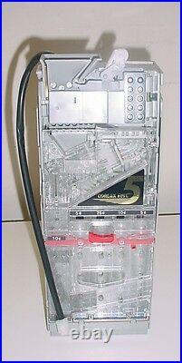 Conlux CCM5 MDB vending machine coin changer 5 tubes See Video Below