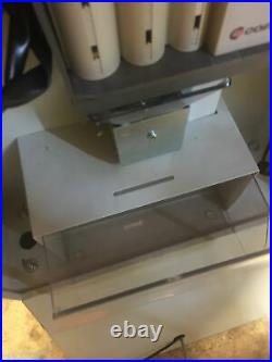Copies Vending Machine, With Coin Co Bill Reader And Coin Pro 3 Change Machine