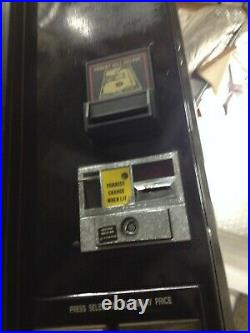 Dixie Narco Soda Vending Machine WithCoin & Bill Accept Cold Drinks