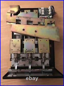 Genesis Coin Mech/sorter Go127/137 380 Combo Vending Machine Part, Tested