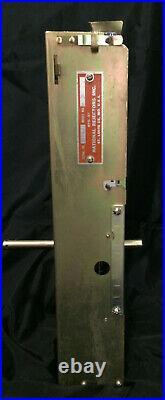 Large Door Coin Mechanism- with Changer -VMC-Vendo-Etc. Restored