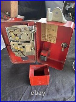 National Rejectors 4400 Series 2 cent Coin Slug Rejector Unit Vintage Soda RARE