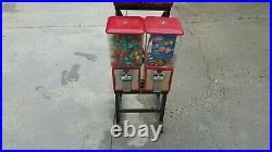 One Vintage Northwestern Super 60 Vending Machine Coin Op 25 Cent Vg Condition