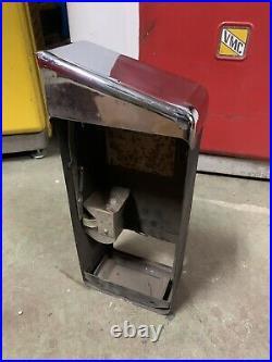 Original Vintage Ideal 55 85 Coin Mech Cover Soda Machine VMC Vendo Look