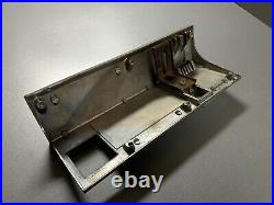 Original Vintage Vendo 56 80 81 110 Large Door Coin Entry Bezel Look VMC