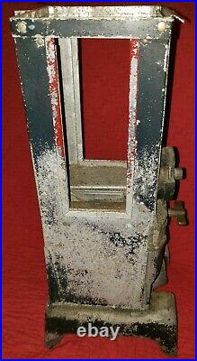 RARE 1921 Brice Williams Peanut Machine Coin Operated Vending Machine Slug Eject
