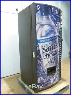 Royal Commercial Coin Operated Cold Bottled Drinking Water Vending Machine