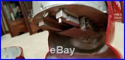 SMILIN SAM FROM ALABAM Coin Operated Peanut Vending Machine Black Americana