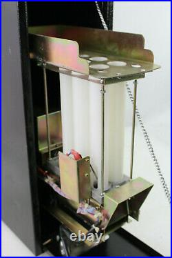 Seaga $1/$5 Bill Changer Coin Maker Vending Machine $120 Cap. JCM DBV-20 READ