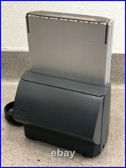 Telequip T-Flex Coin Dispenser / Coin Changer + Power Adapter + Coin Holder