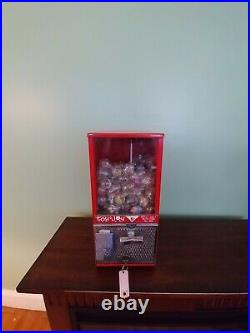Toy n Joy gumball peanut vending machine coin op