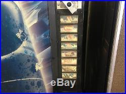 Vendo 475-8 Soda Vending Machines WithBills & Coins Not Pretty But Runs Great