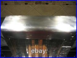 Vintage 1936 Mills Adams Tab Gum Vending Machine Coin Op Not Gumball Subway