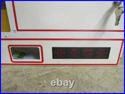 Vintage Coin Operated Medicine Vending Machine Unit Dose Medicine