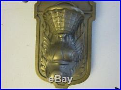 Vintage Horn & Hardart Coin Operated Dolphin Beverage Dispenser