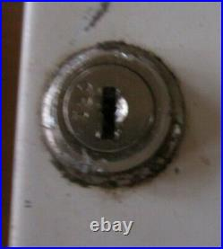 Vintage Modess Coin-Op 5c Vending Machine Sanitary Napkin/Pad Dispenser Needs
