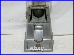 Vintage Pioneer Corp. 5c Coin Operated Peanut Dispenser